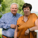 Jay and Barbara Belding remember their roots with scholarship gift